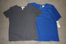 Ladies blouses, Lot of 2, Small