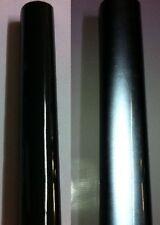 "12"" x 5 ft  Black  Reflective Vinyl Adhesive Cutter Sign Hight Reflectivity"