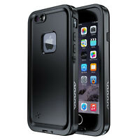 For Apple iPhone 7 / 8 Plus Waterproof Shockproof Case Built-in Screen Protector