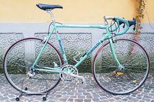 '90 Bianchi Columbus Cromolly 56,5x55,5 ITALIAN ROAD BIKE RENNRAD VELO DU COURSE