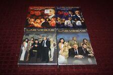 Las Vegas: The Complete Season 1, 2, 3 & 4 DVD *Brand New Sealed*