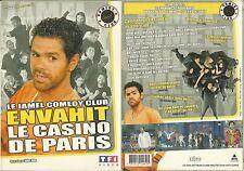 DVD - JAMEL DEBBOUZE COMEDY CLUB EN CONCERT LIVE AU CASINO DE PARIS
