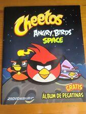 Album de pegatinas no completo ANGRY BIRDS SPACE (2014) de CHEETOS. ¡Nuevo!