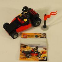 LEGO World Racers 30032 Dune Buggy - VOLLSTÄNDIG - SEHR GUTER Zustand - inkl. BA