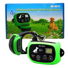 *IN FACTORY SEAL* Wireless Electronic Pet Fence System KD-661C