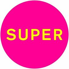 Pet Shop Boys - Super (NEW CD)