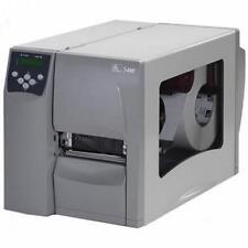Zebra S4M Thermal Transfer Label Printer USB