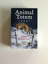 Animal Totem Tarot Cards complete box set deck & book. Leeza Robertson, E. Smith