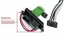 Replacement for Chevy GMC HVAC Blower Motor Fan Resistor Kit - Part# 22807122