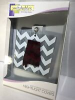Switchables Stained Glass Night Light Cover STATES: ALABAMA NIB