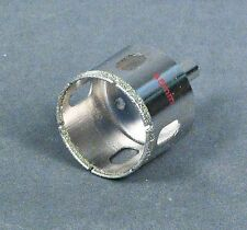 "45mm (1.75"") Diamond Tip Hole Saw Bit for 1"" Bulkhead, Aquarium Overflow"