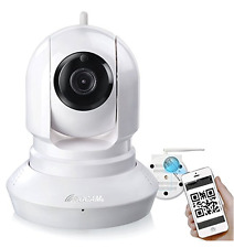 Rocam NC500Wireless IP Camera Pan/Tilt/ Night Vision-remote monitoring