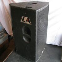 EAW LA215 SPEAKER / 600W PASSIVE 2-WAY PA LOUDSPEAKER Eastern Acoustic Works