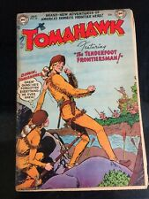 TOMAHAWK #25 (DC) Cardy/Ray/Premiani-art Classic Historical Western Series 1954!