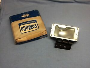 NOS 1965 FORD GALAXIE 500 XL LTD PARKING LIGHT/LAMP HOUSING (LH) #C5AZ-13207-B