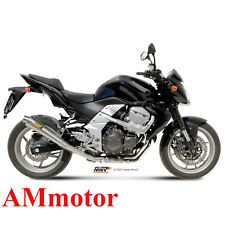 Mivv Kawasaki Z 750 2009 09 Terminale Di Scarico Marmitta X-Cone Moto