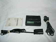 Sony AC Adapter Battery Charger Model AC-VQ800 with DK-415 Coupler