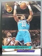 Alonzo Mourning card 93-94 Ultra #23