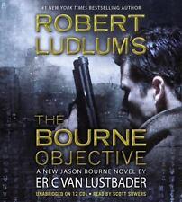 Robert Ludlum's (TM) The Bourne Objective (Jason Bourne series) 12 discs