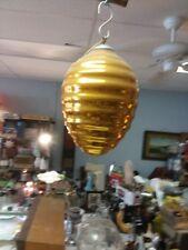 German Kugel- Gold Beehive - Victorian Era - No Oxidation - Pristine Condition