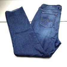 Lucky Brand Women's Jeans Plus Size 18W Ginger Straight Leg