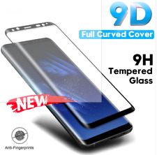 Tempered Glass Film For Samsung Galaxy Note 8 9 S9 S8 Plus S7 Edge