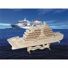 Holzbausatz Luxus Yacht - 3D Puzzle