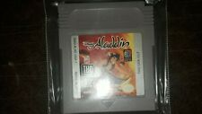 Aladdin (Nintendo Gameboy System)