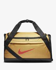 Nike Brasilia Small Training Duffel Gym Overnight Travel Bag BA5335-790