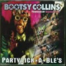 Bootsy Collins Party lick-a-ble's (1998) [Maxi-CD]