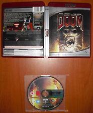 DOOM, HD-DVD 1080p (NO Blu-Ray, NO DVD) Versión Española ¡¡EN CASTELLANO!!
