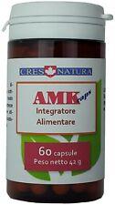 AMK-CAPS integratore di potassio, magnesio, vit. B6 e C per sistema immunitario