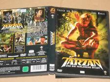 Tarzan und die verlorene Stadt - (Casper Dien, Jane March...) DVD