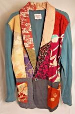 COMPAGNIE BX Colorful Size S Patchwork Woman's Jacket