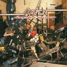 RAVEN - ROCK UNTIL YOU DROP - CD SIGILLATO 2017 DIGIPACK