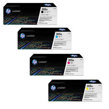 Genuine HP 305A CE410A, CE411A, CE412A, CE413A TONER SET LJ M375 MFP M451 M475