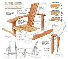 DIY Carpentry Woodwork Business - 17gb 4 Dvds 100'000 Plans Make Own Furniture
