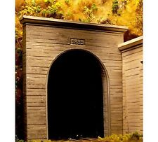 Chooch (N-Scale)  #9720 Tunnel Portal - Pkg of 2 -- Single Track, Concrete - NIB