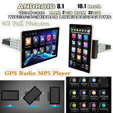 Bluetooth Stereo Radio 10.1In 1Din Android Car GPS Navigation Player Head Unit
