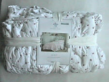 SIMPLY SHABBY CHIC RACHEL ASHWELL COUNTRY PAISLEY ROSES TWIN QUILT REVERSIBLE