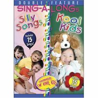 Sing-A -Long- 15 SONGS- DVD Brand New & Sealed- Fast Ship! OD-253