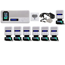 IntraSonic Home Intercom System Bluetooth Entertainment