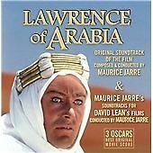 Maurice Jarre -Lawrence of Arabia : Original New CD