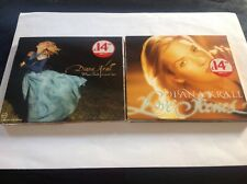 Two Diana Krall CD's - Love Scenes and When I Look In Your Eyes