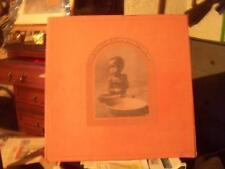 GEORGE HARRISON BEATLES Concert for Bangladesh G. Harrison Dylan Clapton 3 LP