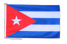 More details for cuba flag with rope and toggle - various sizes