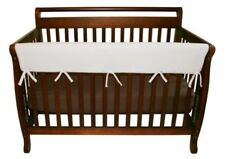 Trend Lab Waterproof CribWrap Rail Cover - For Wide Long Crib Rails
