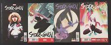 Spider-Gwen #24 1st Gwenom Sold Out NM Plus #1  Variants First Prints