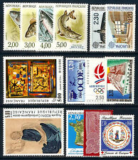 == FRANCE 1990(B) - Lot de 14 timbres Neufs** MNH - Valeur faciale : 6,93 Euros