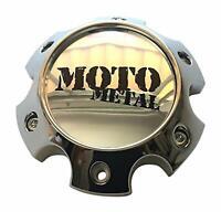 Moto Metal MO989C01 1079L145-H42 S1410-14 Chrome Center Cap